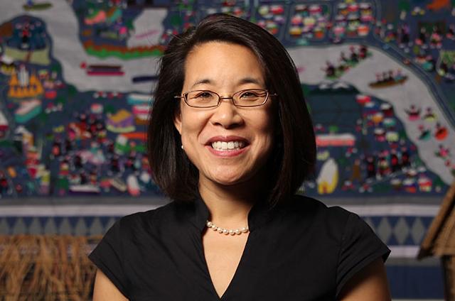 University of Minnesota historian Erika Lee