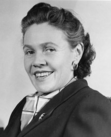 Eugenie Anderson in 1951