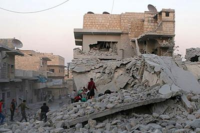 Maarat al-Numan, Idlib province