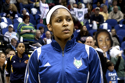 If Maya Moore wants to devote the rest of her life to ...