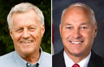 Reps. Collin Peterson and Pete Stauber