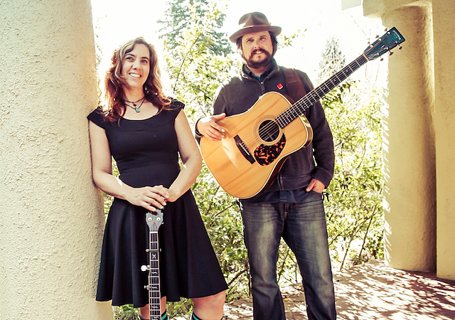 Small Glories' Cara Luft and JD Edwards