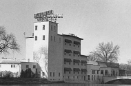 historical photo of ames mill