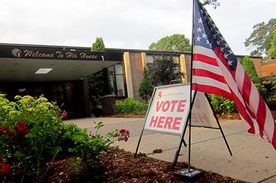 St. Paul voting