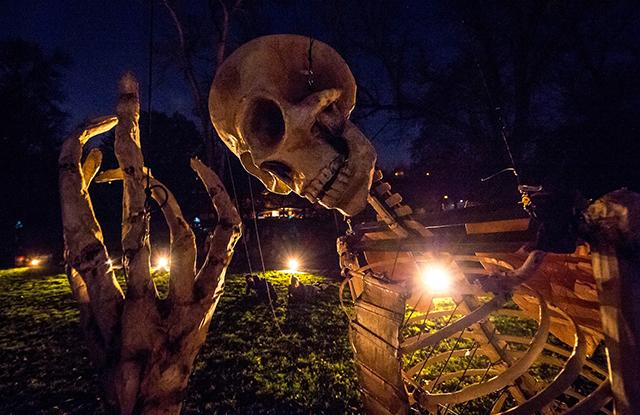 BareBones Halloween Extravaganza