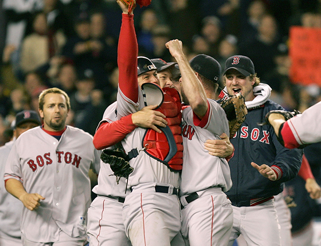BostonRed Sox in 2004