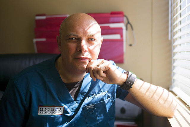 Dr. Gregory Simelgor