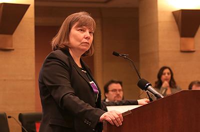 State Economist Laura Kalambokidis