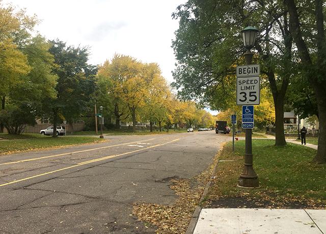 Marshall Avenue
