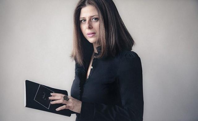 Palestinian poet Nathalie Handal