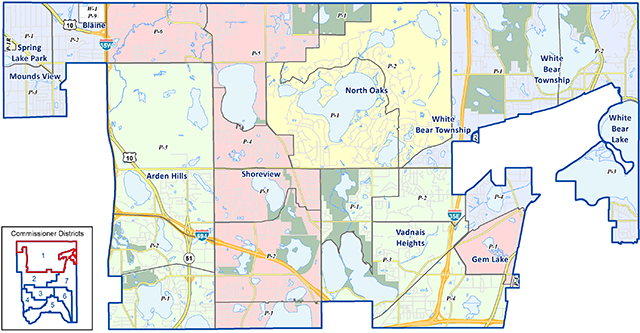 Ramsey County District 1