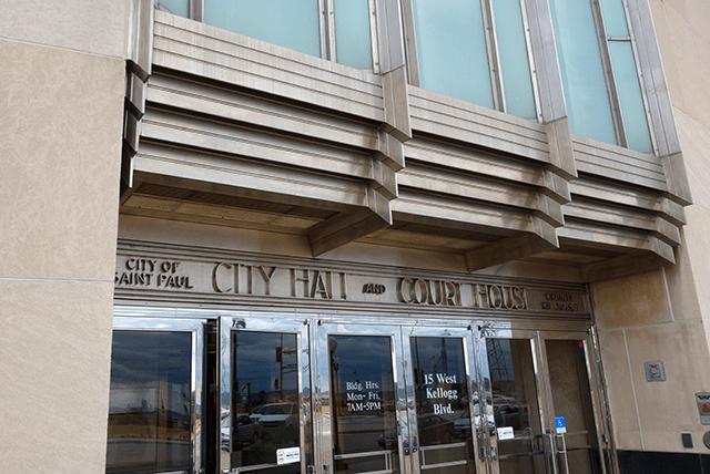 St. Paul City Hall