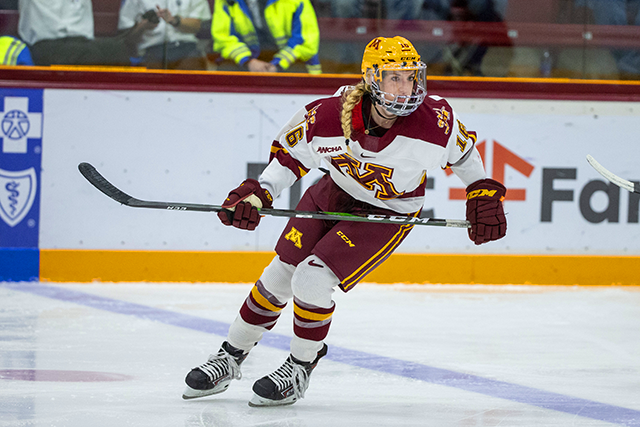 What P.J. Fleck could learn from the Gopher women's hockey team