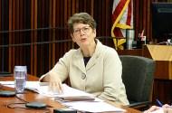 Commissioner Jan Callison