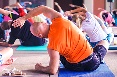 yoga and pt can help relieve chronic lower back pain and
