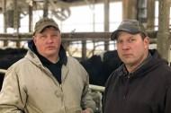 Craig Gjerde, left, and Paul Gjerde