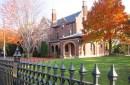 The Minnesota governor's residence