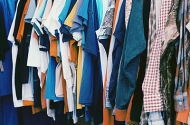 In 2017, textiles made up 6.3 percent of U.S. waste.
