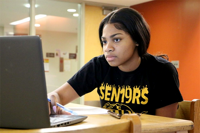 As more colleges experiment with online remediation, some students flourish while many others fall behind