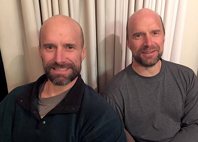 Jay and Jeff Weiss
