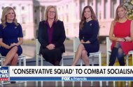 screenshot of fischbach fox and friends appearance