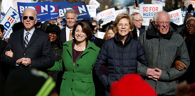 With her focus on mostly white Iowa, is Amy Klobuchar doing enough to reach black voters?