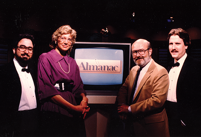 Almanac launch