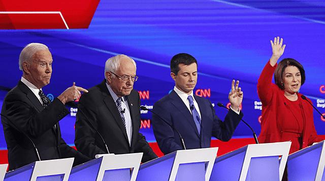 Democratic 2020 presidential debate