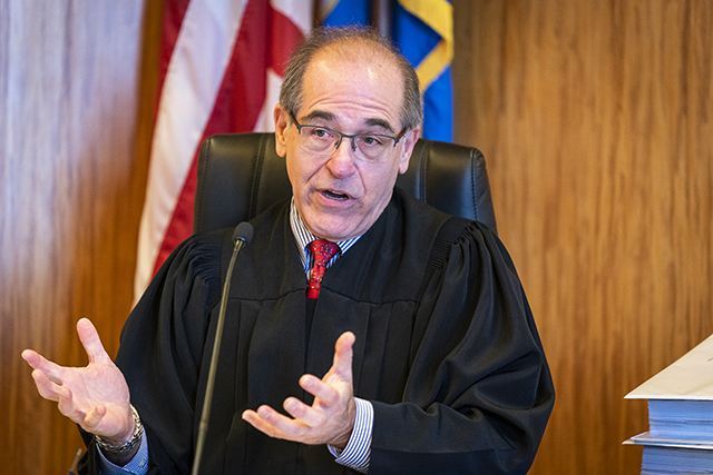 Judge John Guthmann