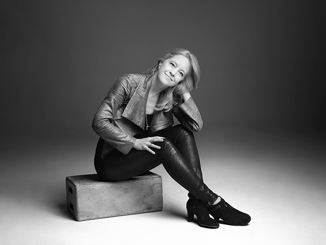 Maria Schneider will perform with her orchestra at Hopkins Center for the Arts on April 21.