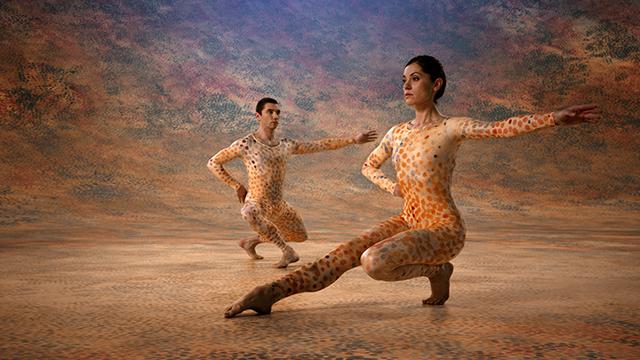 The original Merce Cunningham Dance Company