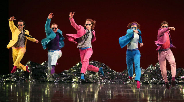"""""""Pepperland"""" is a vivid and joyous evening-length work that bounces off the Beatles without imitating them."""
