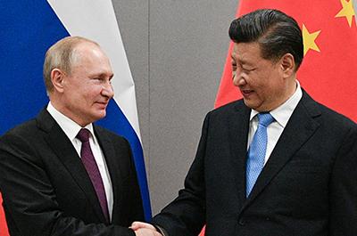 Putin, Xi
