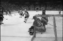 photo of hockey game