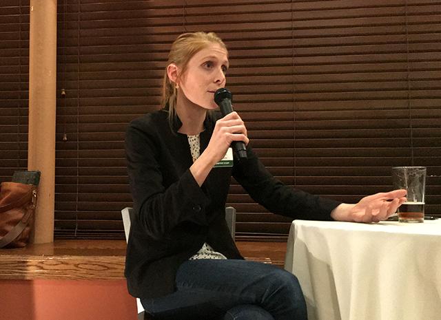 Education reporter Erin Hinrichs