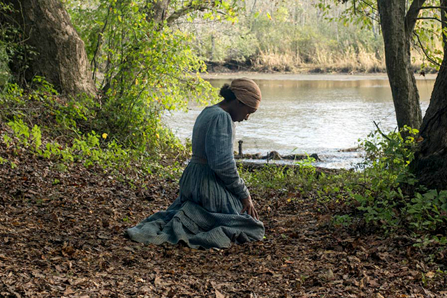"Cynthia Erivo in a scene from ""Harriet."""