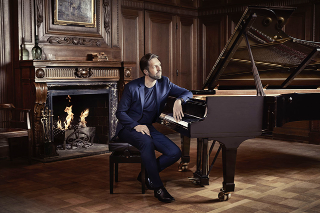 With the SPCO this weekend, Leif Ove Andsnes will direct and perform Mozart's Piano Conertos Nos. 21 and 22.