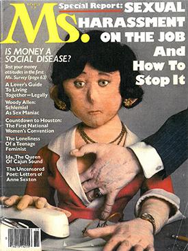 Ms. magazine, November 1977 issue