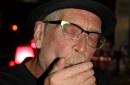 Older marijuana smoker