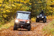 Polaris ATVs