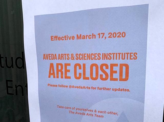 Aveda Institute, northeast Minneapolis