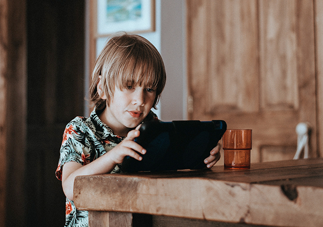 Anxious and stressed-out parents, particularly those who are teleworking, are turning to TV and video games to help keep their kids busy and out of their hair.