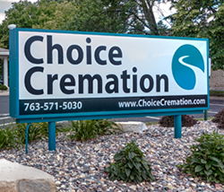 Choice Cremation in Fridley.