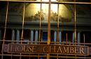 Minnesota House chamber doors