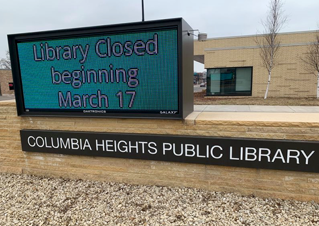 Columbia Heights Public Library, Columbia Heights