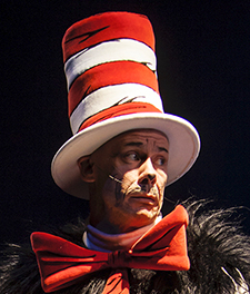 Dean Holt as the Cat in the Hat
