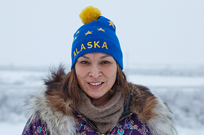 Tribal Partnership Specialist of U.S. Census Bureau, Donna Bach