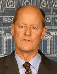 Senate Majority Leader Paul Gazelka