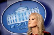 White House senior adviser Kellyanne Conway