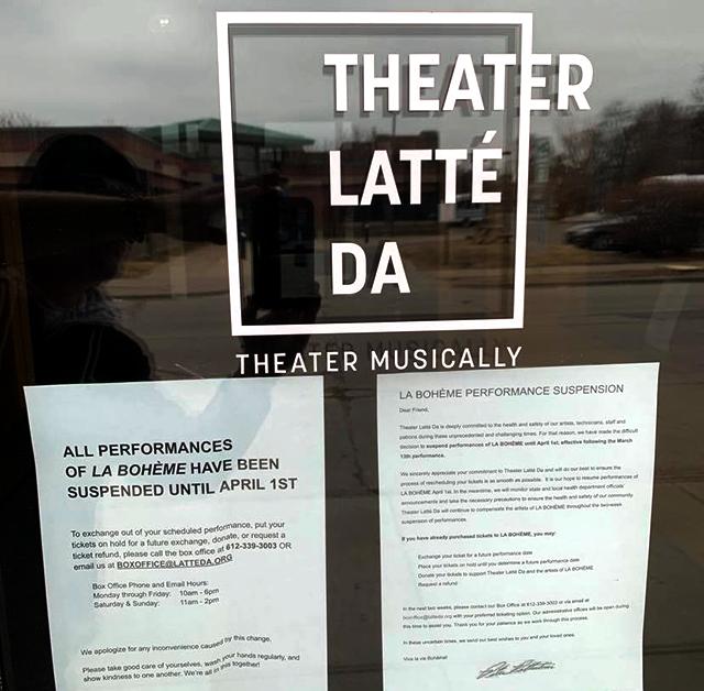 Ritz Theater, northeast Minneapolis
